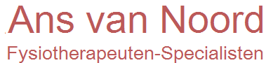 Ans Van Noord, Fysiotherapeuten Specialisten